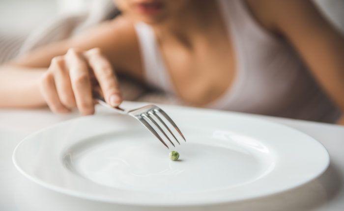 assiette petit pois
