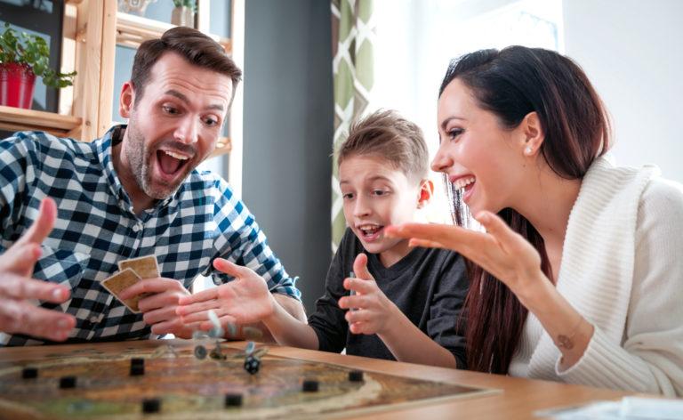 famille jeux